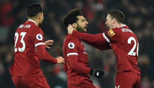 Klopp happy Liverpool not relying only on Salah goals