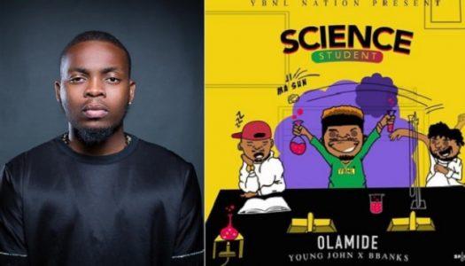 #ScienceStudent: Olamide breaks silence on drug abuse