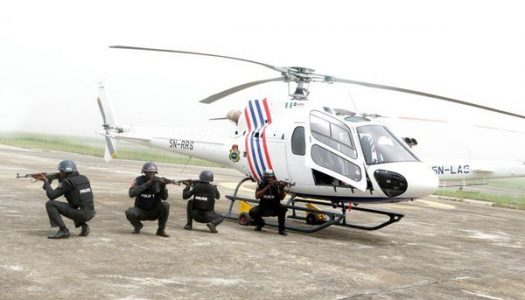 INSECURITY: IG deploys surveillance helicopters in Rivers, Benue
