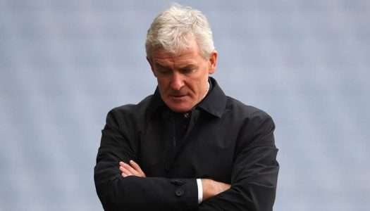 Stoke City sacks Mark Hughes after FA Cup exit