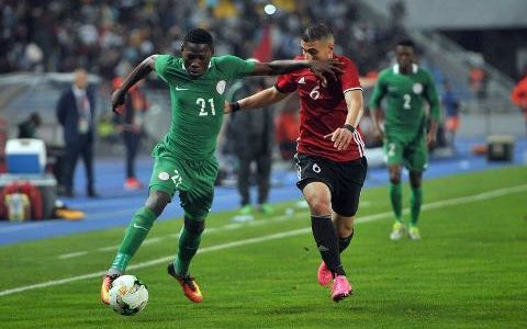 Nigeria defeat Libya to secure first CHAN win