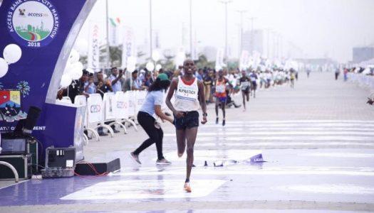 Kenya-born French athlete, Kiprotich, wins Lagos City Marathon