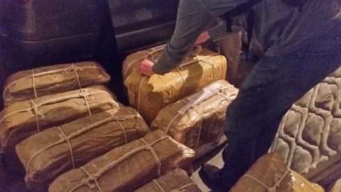 16 bags of cocaine discovered inside Russian embassy