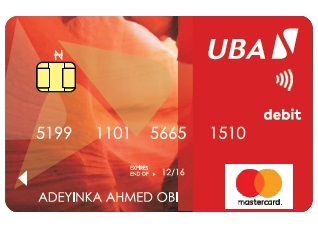 UBA issues over three million contactless cards