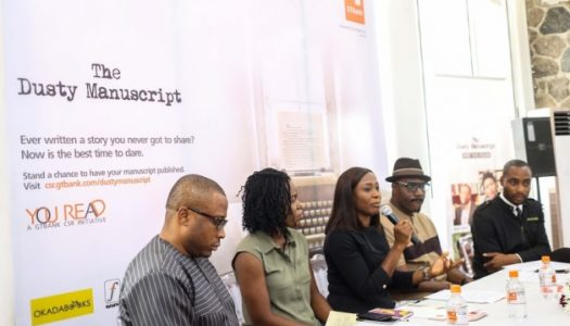 GTBANK LAUNCHES THE DUSTY MANUSCRIPT CONTEST