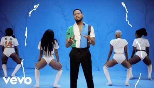 WATCH VIDEO: Dbanj releases visual for his single 'Shoulda'