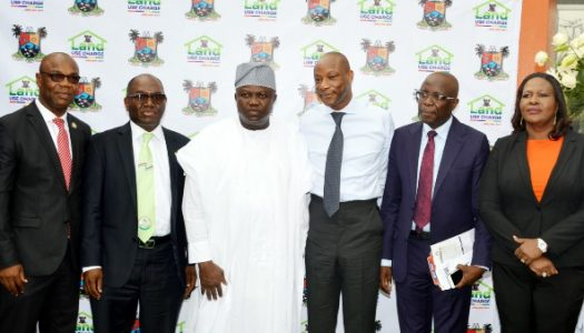 GOVERNOR AMBODE FLAGS OFF E- TAX PAYMENT CAMPAIGN AT GTBANK