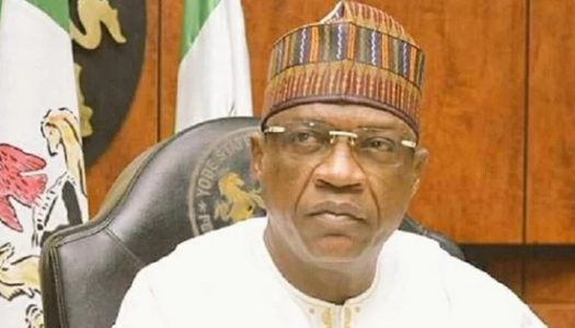 Yobe governor blames Dapchi kidnap on withdrawal of army from communities