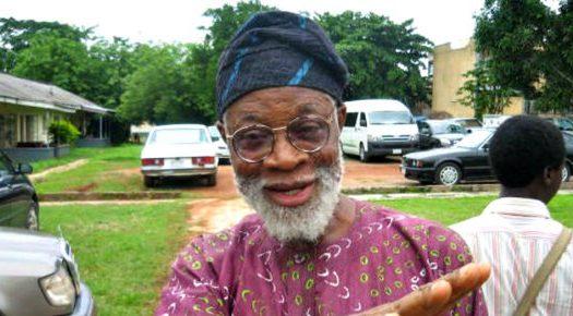 Foremost Playwright, author of 'Oleku', Prof. Akinwunmi Ishola dies at 78