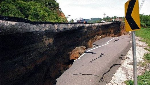 7.5 magnitude earthquake hits Papua New Guinea