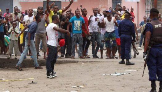 Five killed, 20 injured in Rwanda riot