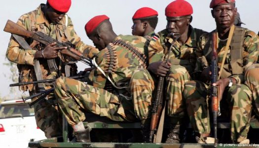BARBARIC ACT: South Sudan soldiers castrate civilians, pluck out their eyes