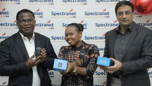 "Targeting Women Segment, Spectranet launches ""EVO"" MiFi to celebrate Valentine's Day"