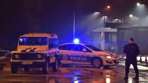 Suicide attacker targets U.S. embassy