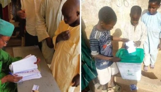 INEC sets up committee to probe underage voting in kano