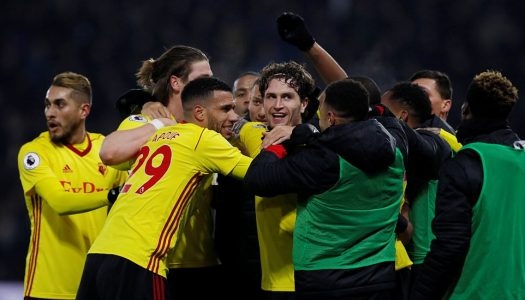 Watford gives Chelsea 4-1 bashing in EPL game