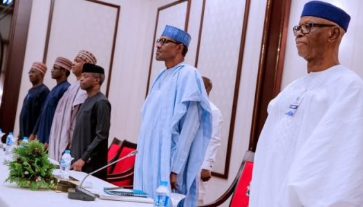 Buhari formally declares intention to run for second term