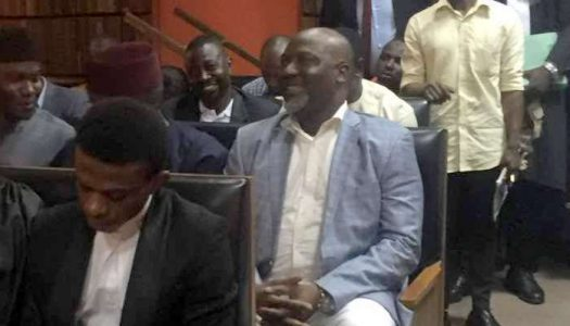 Melaye held hostage in Abuja court hours after he was granted bail