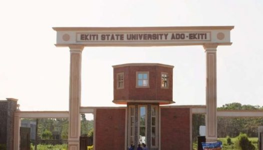 Ekiti University lecturers call off 3-month-old strike