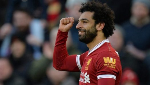 EPL: Salah scores four to set new record as Everton, Bournemouth and Palace win
