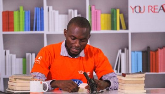 Olubayode Treasures sets new record after reading aloud for 122 hours; thanks GTBank