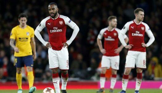 Liverpool thrash United to go top, as Southampton ends Arsenal's unbeaten run
