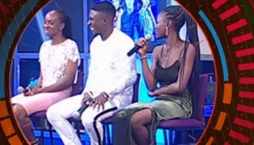 BBNaija: Anto, Khloe, Lolu evicted as five remaining housemates compete for the crown