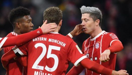 UCL: Bayern hold Sevilla to 0-0 draw, progress on aggregate