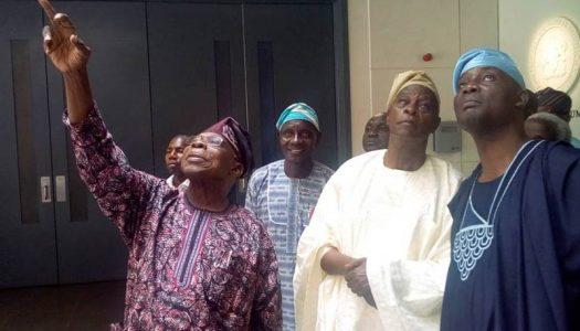 Olu Falae reveals why he visited Obasanjo, says Buhari has failed