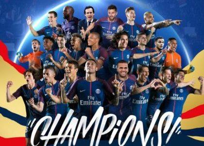 Sublime PSG humiliate Monaco to regain title