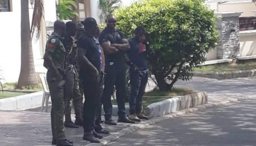 Police admits presence at Melaye's residence, says he is wanted for shooting sergeant
