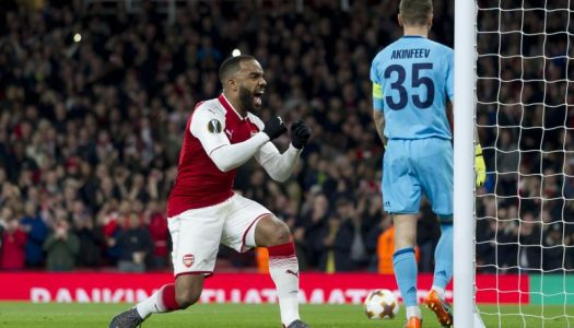 Thursday Europa League scores as Arsenal and Atletico win emphatically
