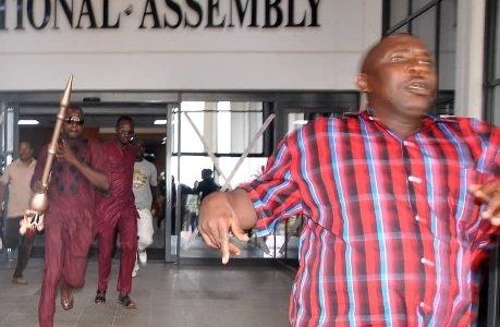 N'assembly committee summons Omo-Agege, Ndume over roles in mace theft