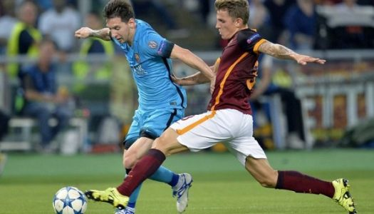 UCL: Roma defeat Barcelona in shocking comeback, Liverpool chase City out