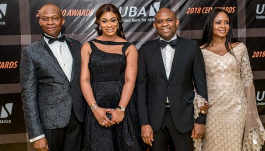 2018 UBA CEO Awards celebrates Africa, honors staff