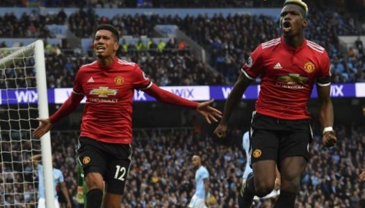 EPL Results: United defeats City 3-2 in superb comeback, Spurs win, Liverpool held
