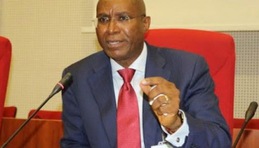 Senate suspends Senator Omo-Agege for opposing election reordering