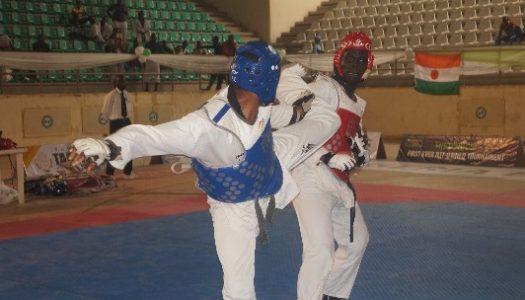 2024 Olympics: Nigeria trains Taekwondo athletes