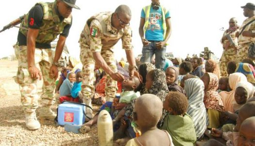 Troops kill 15 Boko Haram insurgents, rescue 49 women and children