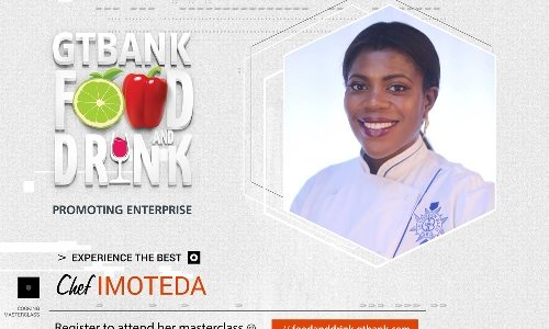 The Queen of Nigerian Street Food is Coming to the 2018 GTBank Food and Drink Fair