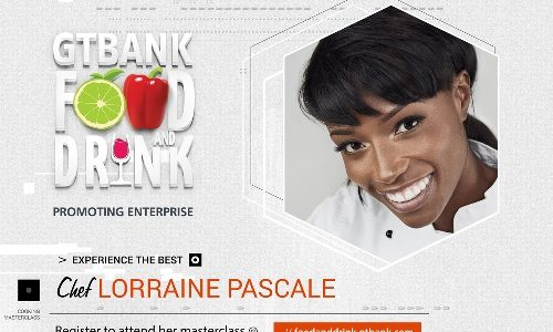 Get Ready! British Chef, Lorraine Pascale Is Coming To the 2018 Gtbank Food and Drink Fair