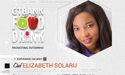 Meet Elizabeth Solaru, CEO at Cake Emporium, a facilitator at 2018 GTBank Food and Drink Fair