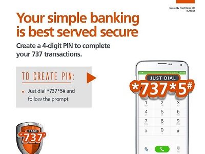 VIDEO: All you need to know about newly implemented GTBank's 737 pin for transactions