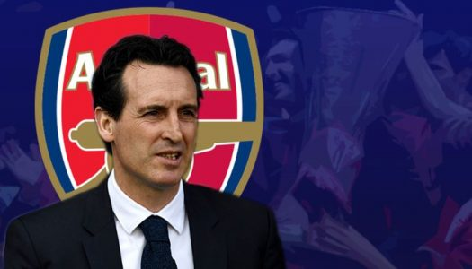 BREAKING: Unai Emery replaces Wenger, holds first press conference 2pm