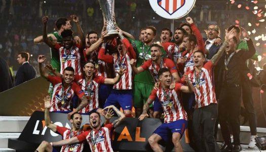 EUROPA LEAGUE FINAL: Atletico Madrid whip Marseille to win Europa League