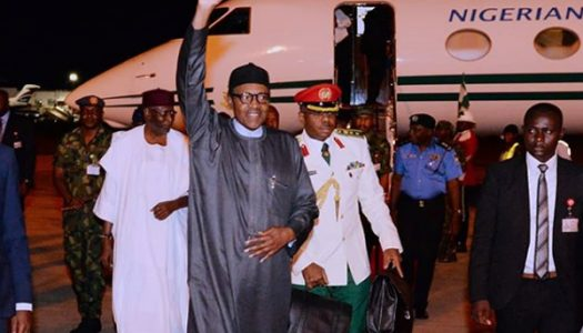Presidency releases Buhari's third year fact sheet