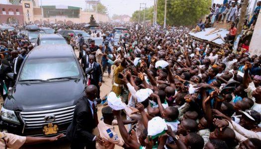 Buhari To Visit Lagos For Mega Rally On Saturday