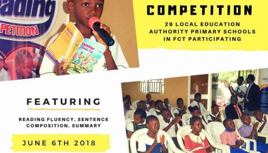 AfriGrowth Foundation to organize Reading Competition for FCT LEA Primary School