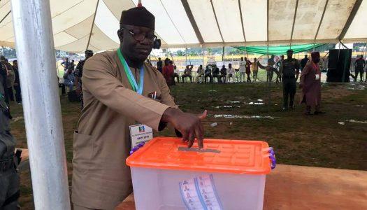 BREAKING: Kayode Fayemi wins Ekiti governorship election
