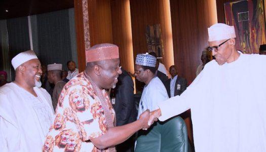 Okorocha explains why he led nine governors to Buhari